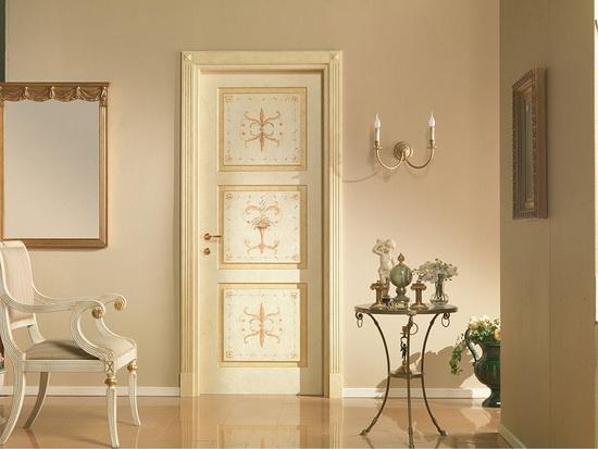 Белые двери классика