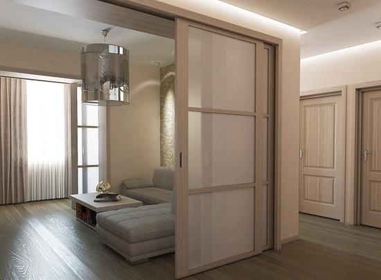 Белый дуб - межкомнатные двери