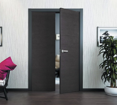 Двери Волховец в интерьере квартиры