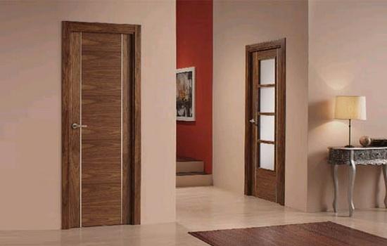 Дверные системы из искусственного шпона