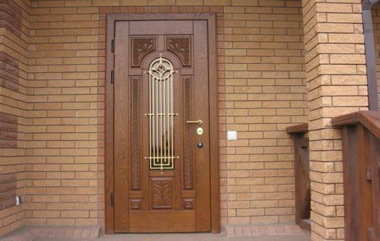 Дверные системы могут иметь и такой вид