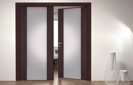 Двойная межкомнатная дверь - наилучший выбор для квартиры