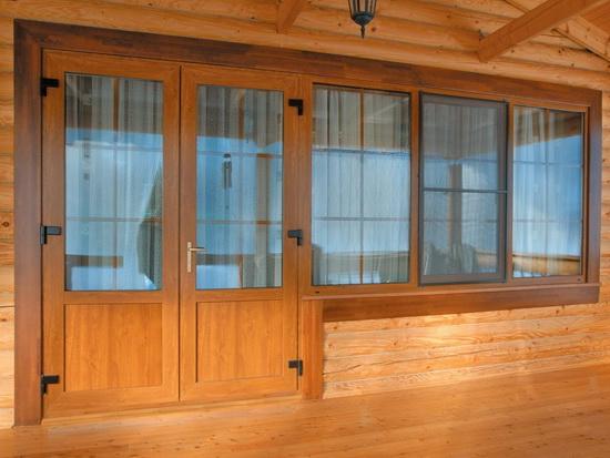 Двупольные дверные конструкции