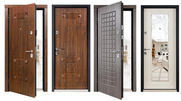 Как выбрать сейф-дверь в квартиру