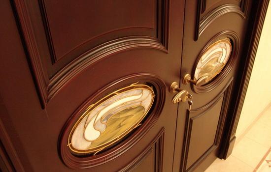 Клееные двери