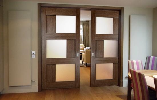 Межкомнатные двойные двери в зал. Какие лучше установить?