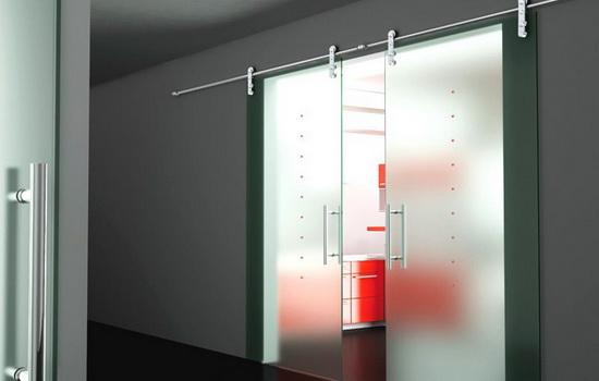 Навесные межкомнатные двери - виды, возможности и рекомендуемые параметры