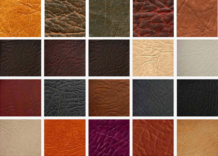 Обшивка виниловой кожей (дерматином)