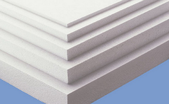 Пенопласт - теплоизоляционный материал для наружных дверей