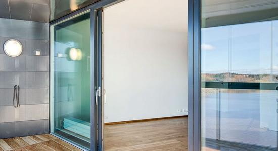 Подъемно-раздвижные двери на лоджию
