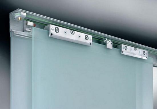 Раздвижная система для стеклянных дверей