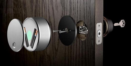 Специфика установки электронного дверного замка