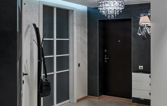 Стандартные размеры входных дверей - наружных и внутренних