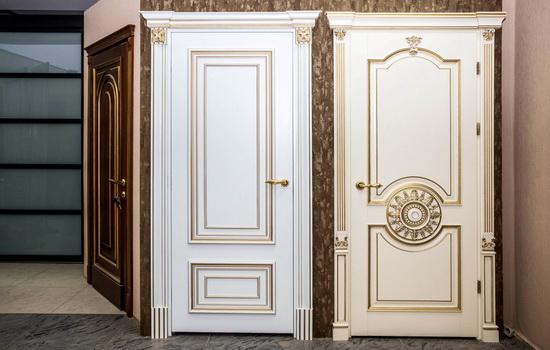 Стили межкомнатных дверей. Сочетание с интерьером