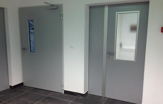 Технические металлические двери. Для чего нужны и какими бывают