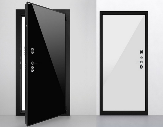 Взломостойкая дверь Shweda. Описание возможностей