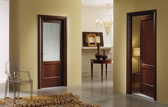 Заключение межкомнатная дверь