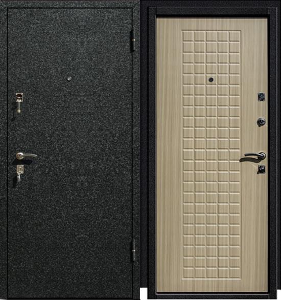 Заключение сейф-дверь