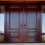 Двойные двери. Описание возможностей и типов