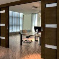 Кассеты для раздвижных межкомнатных дверей. Преимущества и особенности устройства
