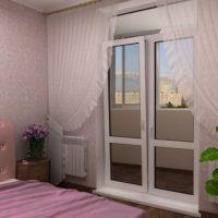 Металлопластиковые балконные двери. Виды, особенности конструкции и выбора
