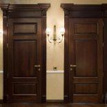 Межкомнатные двери из массива дуба — роскошь не для каждой квартиры
