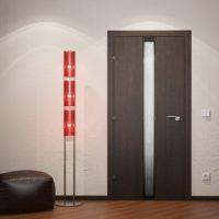Межкомнатные двери в интерьере квартиры. Фото и описание вариантов