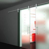 Навесные межкомнатные двери — виды, возможности и рекомендуемые параметры