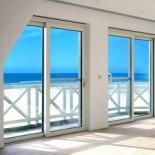 Панорамные двери: формула комфорта