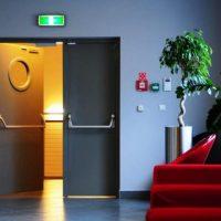 Двупольная металлическая дверь. Назначение, конструктивные особенности, варианты дизайна
