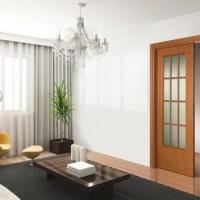 Распашные межкомнатные двери. Существующие виды и параметры подбора