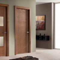 Шпонированные межкомнатные двери. Описание конструкции и выбора