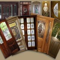 Витражные межкомнатные двери. Описание стилей и видов