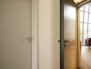 Звукоизоляция входных и межкомнатных дверей. Используемый материал и специфика проведения