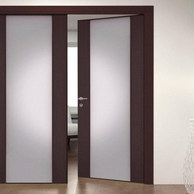 Двойная межкомнатная дверь — наилучший выбор для квартиры