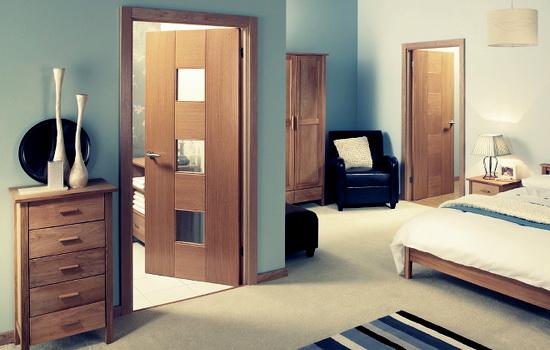 Филенчатые двери из массива дерева. Описание конструкции