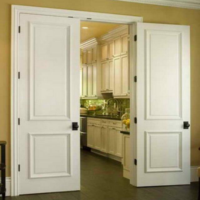 Финские межкомнатные двери белого цвета. Описание возможностей