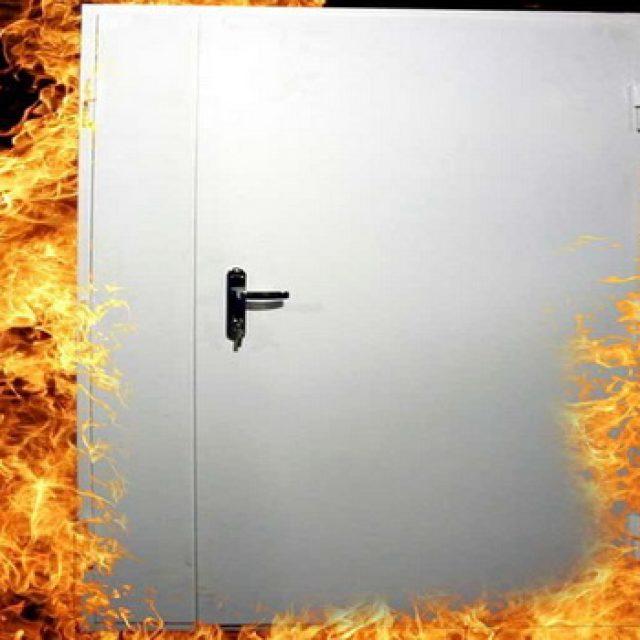 Металлические противопожарные двери. Возможности, типы, ГОСТы