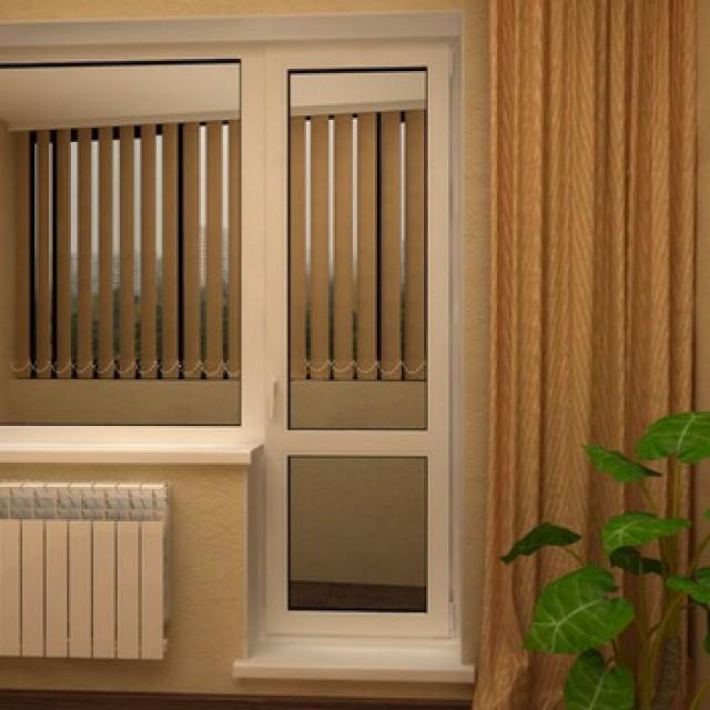 Ремонт пластиковой балконной двери. Специфика проведения работ