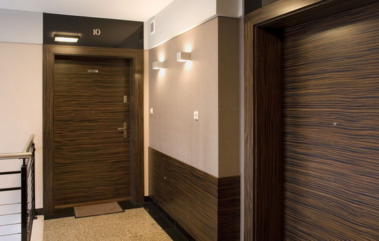 Стандартные размеры входных дверей наружных и внутренних – что нужно знать