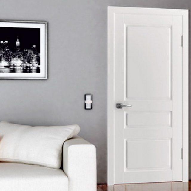 Варианты удачного сочетания дверей, пола, плинтуса в интерьере квартиры