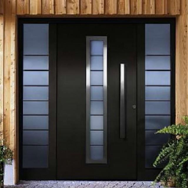 Входные уличные металлические двери. Описание возможностей и параметров выбора
