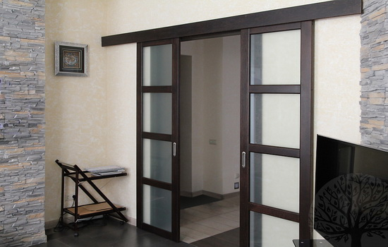 Виды и отличительные особенности ручек для раздвижных дверей